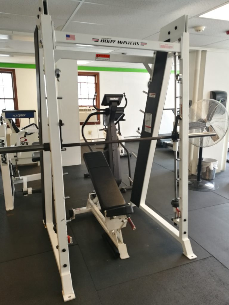 Alton Gym Smith Machine